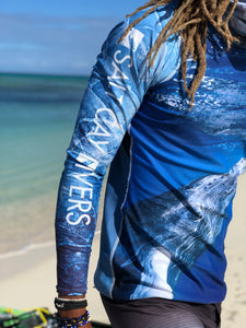 SALT CAY Men's Rash Guard