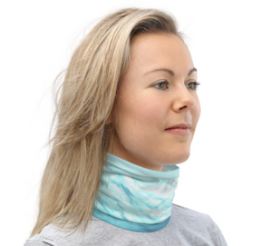 Submerged - Face shield Neck Gaiter