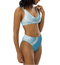 Jelly-Wish 2 - Recycled high-waisted bikini