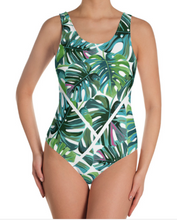 Feelin' Tropi White - One-Piece Swimsuit