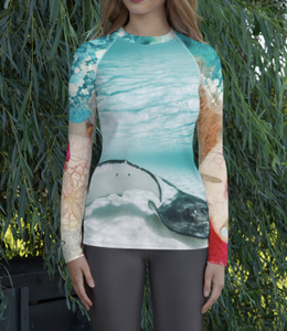 Ray-Diant - Women's Rash Guard