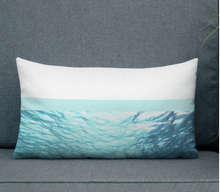 Submerged - Premium Pillow