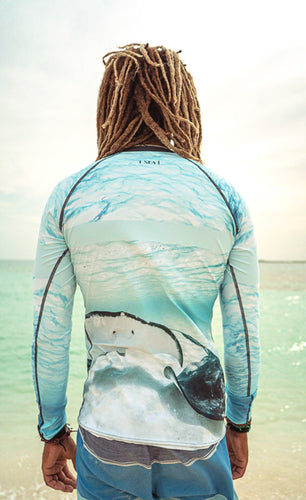Submerged - Men's Rash Guard