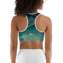 Ocean Whisper - Underwater / Sports bra