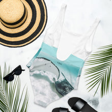 Ray-Diant Kira - White top - One-Piece Swimsuit