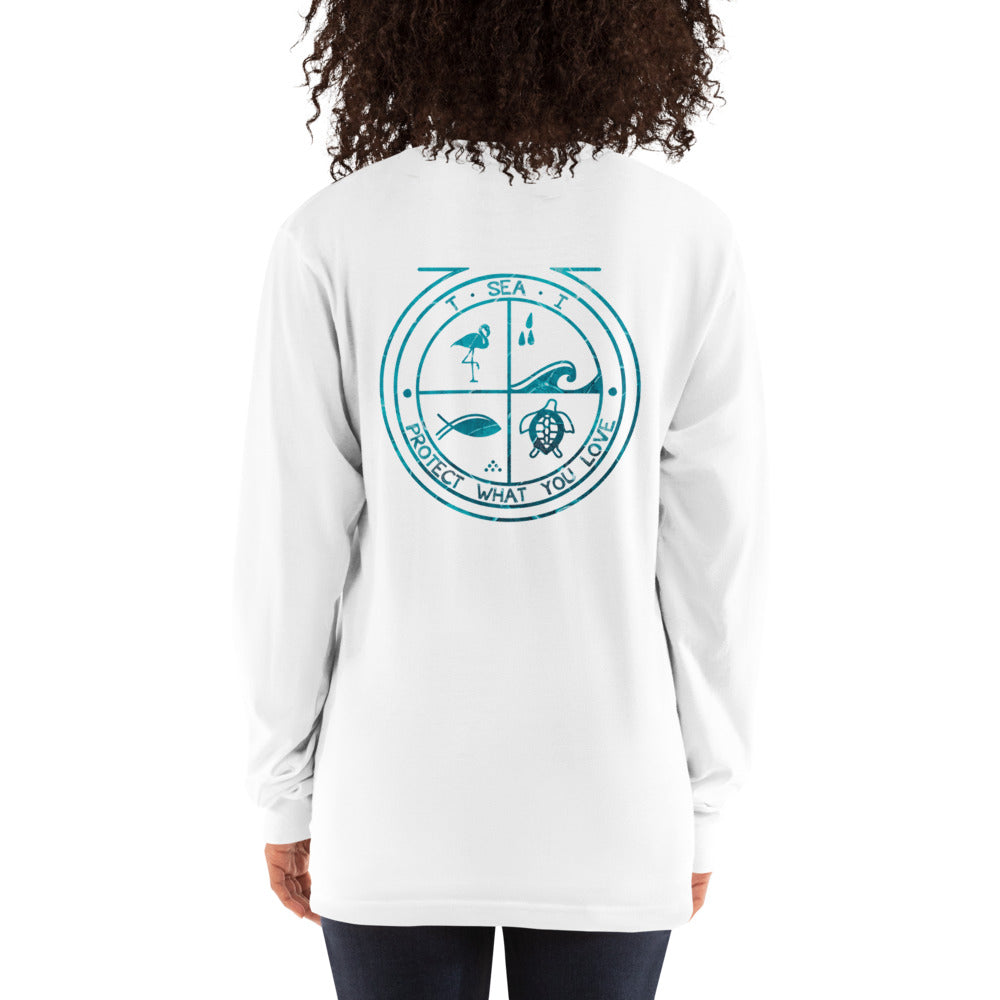 Protect what you Love -  Unisex Long sleeve t-shirt