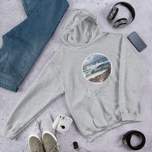Riding God's wave - Hooded Sweatshirt