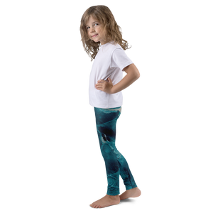 Mermaid scale Kid's leggings
