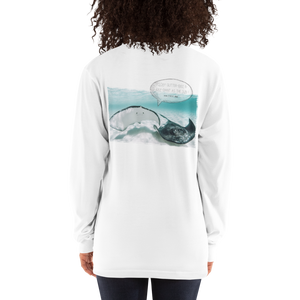 Ray-diant as the Sun - Unisex - Long sleeve t-shirt