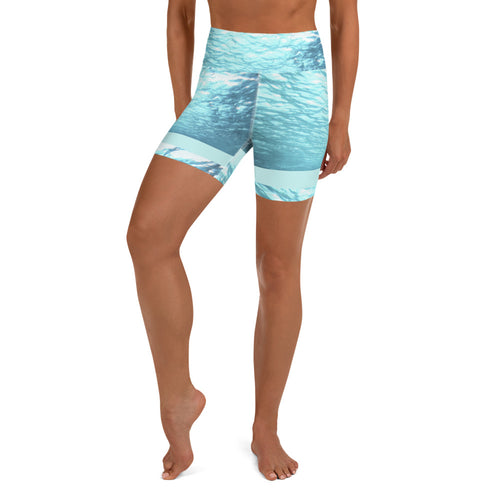 Submerged - Underwater sport shorts