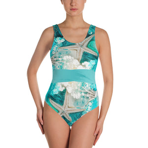 Sea-Star - One-Piece Swimsuit