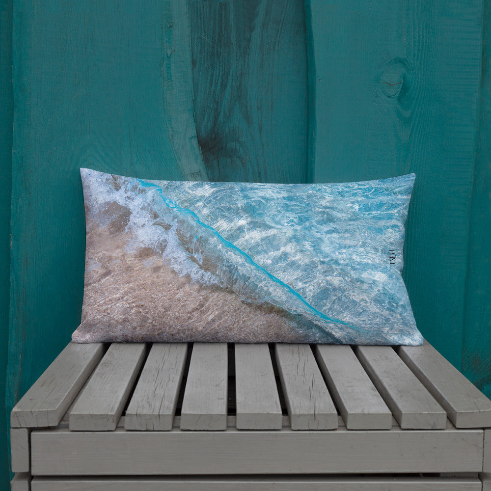Vessel of the Fish - Premium Pillow
