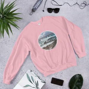 Riding God's wave - Sweatshirt