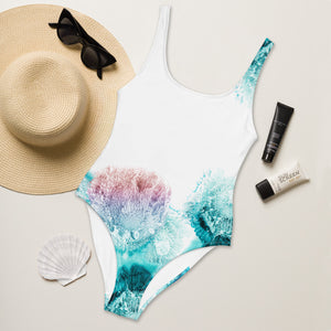 Whales treasure ii - One-Piece Swimsuit