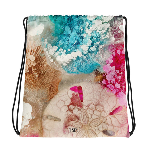 Shell'abrating - Drawstring bag
