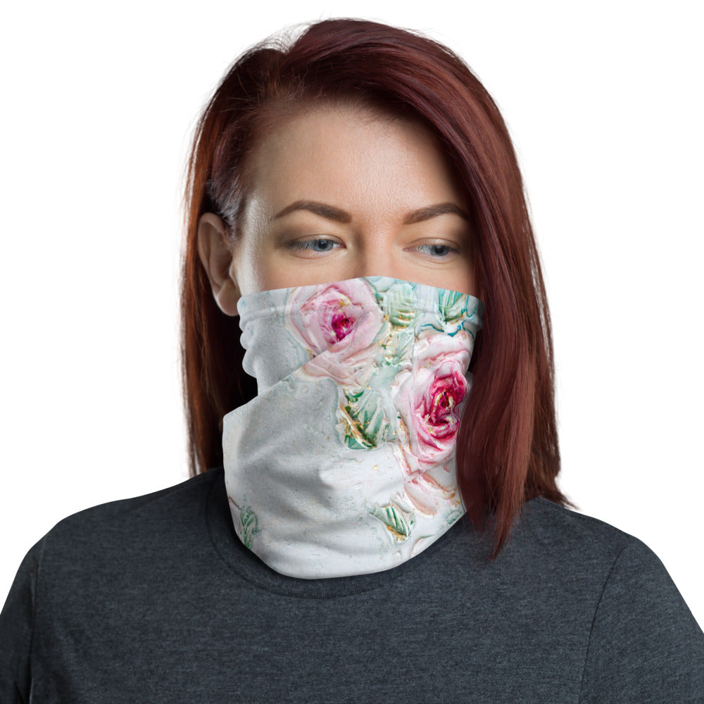 Smell the Roses- Face Mask