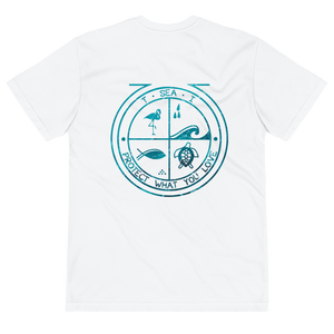 T - Sea - I - Eco - Sustainable T-Shirt