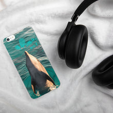 As free as the Sea - Iphone Case