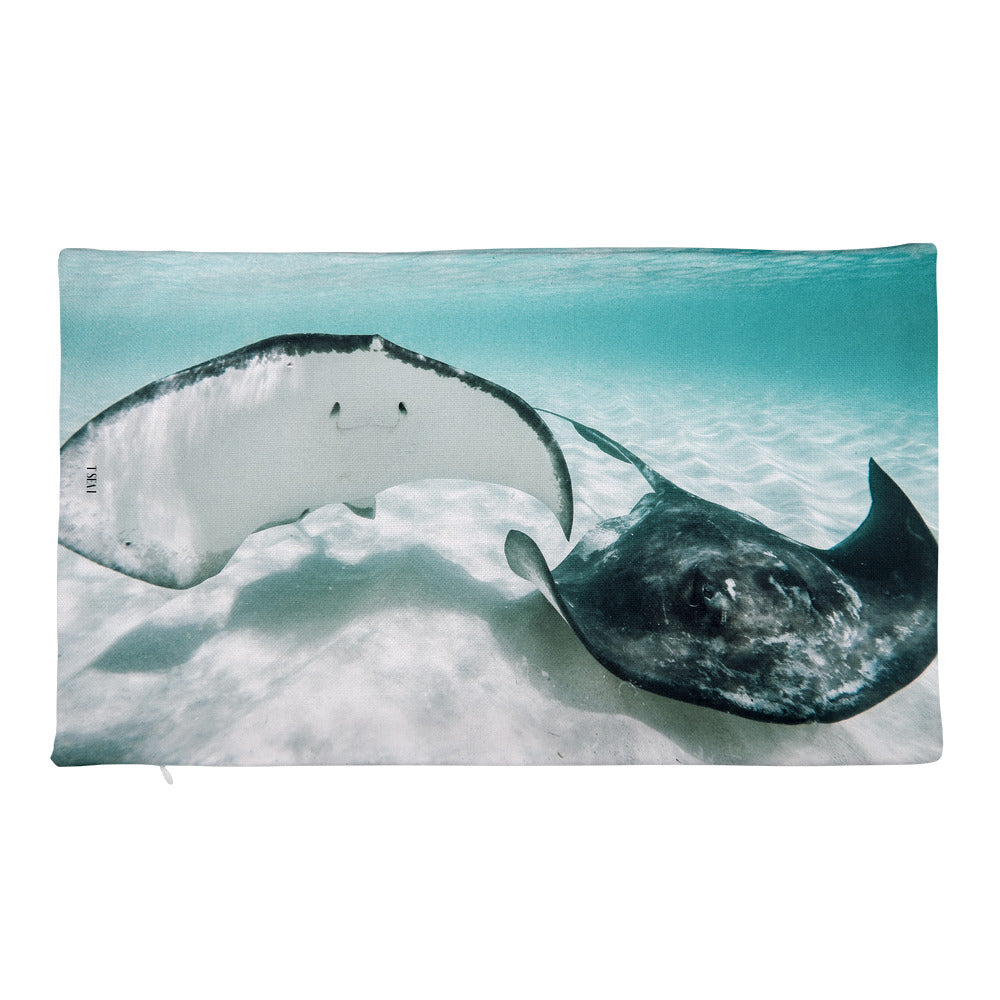 Dance like the Ray - Premium Pillow Case only
