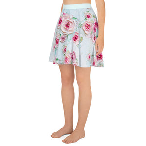 Smell the Roses - Flowy Skirt