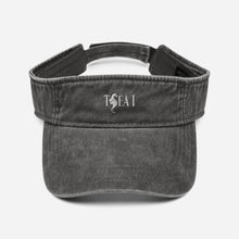 T SEA I - Denim visor