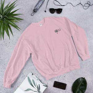 T SEA I Embroidered Unisex Sweatshirt