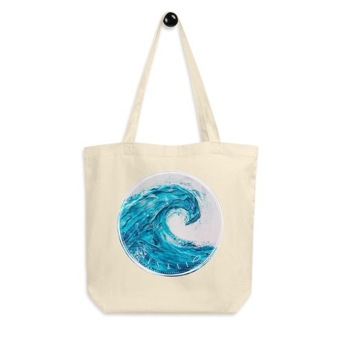 Making waves - Eco Tote Bag