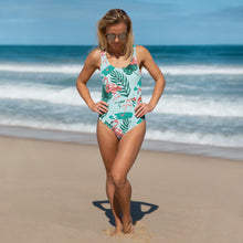 We run this beach - One-Piece Swimsuit