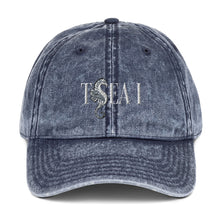 T SEA I - Vintage Cotton Twill Cap
