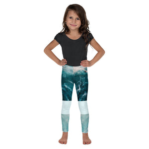Surfin the Wave - Kid's Leggings