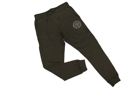 DOMINATE Joggers / Military Green