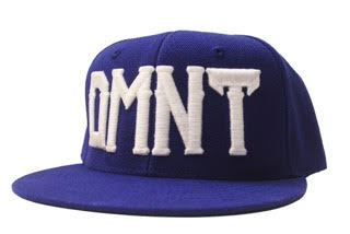 "Royal ""DMNT"" Snapback Hat"