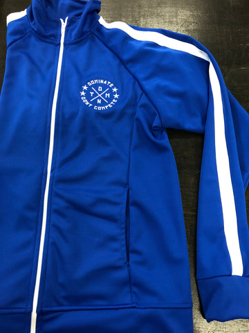 Classic Track Jacket / Royal