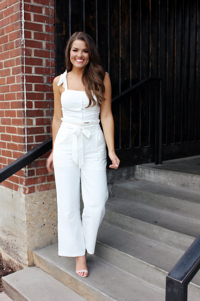 Midnight Memories White Two Piece Set