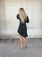 All About You Floral Dress