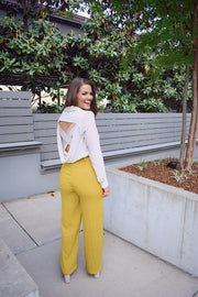 Dandelion High Waisted Pants