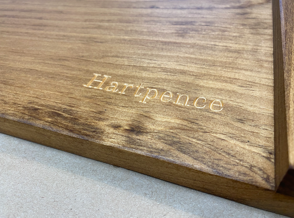 Engraved Charcuterie Board
