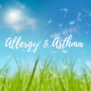Higher than normal Allergy and Asthma
