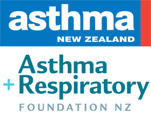 Asthma and Respiratory Foundation NZ and Asthma New Zealand Inc working together.