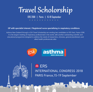 GSK Travel Scholarship for ERS