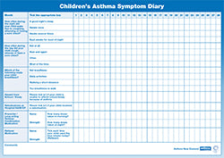 Download Child's Symptom Diary