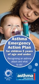 Asthma Emergency Plan