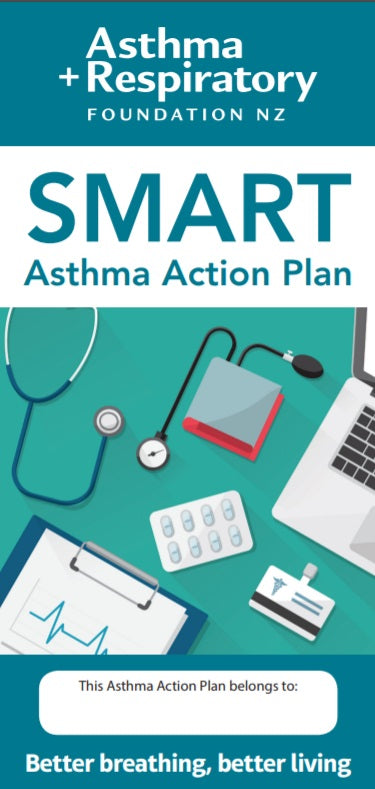SMART Asthma Action Plan