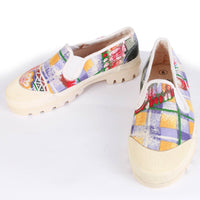 90's Jams World Canvas Platform Sneakers Size 6