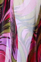 90s Betsey Johnson Silk Slip Dress
