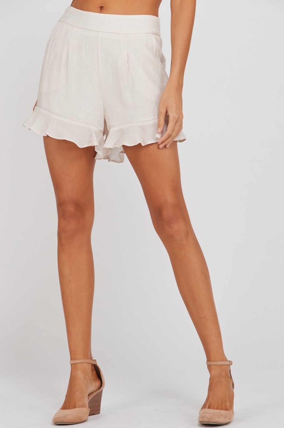 THE KAHLUA MUDSLIDE SHORTS - TAUPE