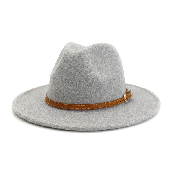 THE PANAMA JACK - LIGHT GREY