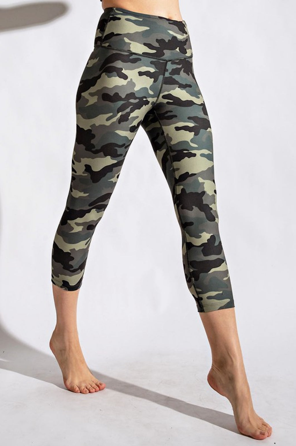 THE BUTTER CRUSH CROP - CAMO