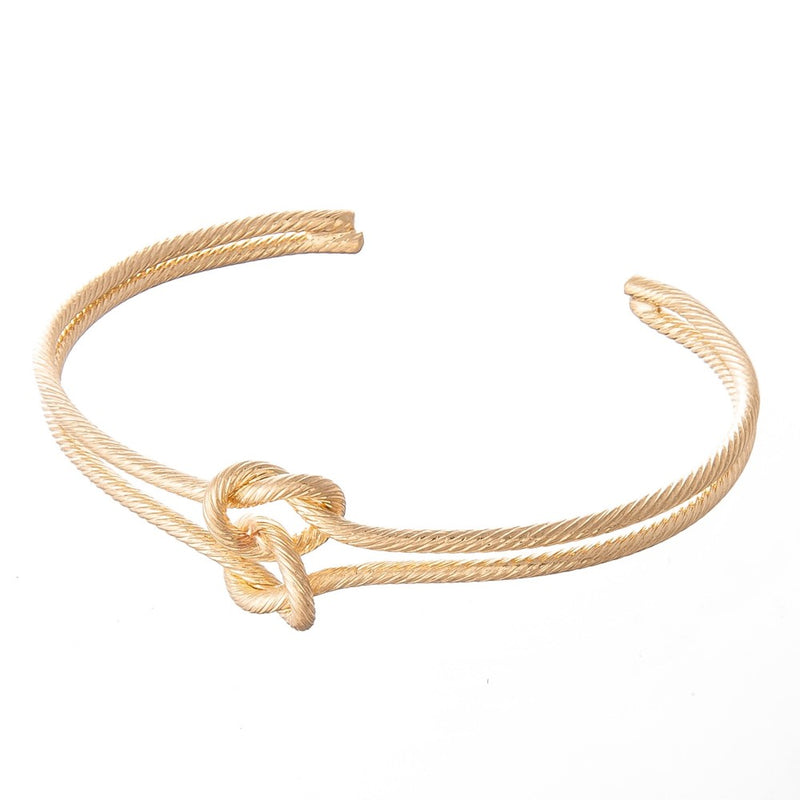 THE LOVE KNOT - GOLD