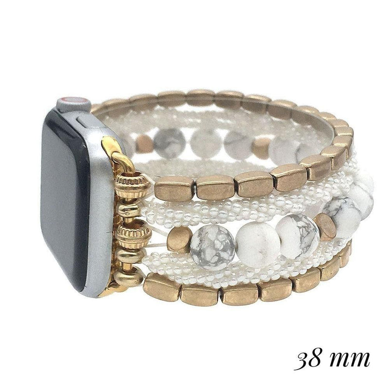 THE BIT O PEARL WATCH BAND